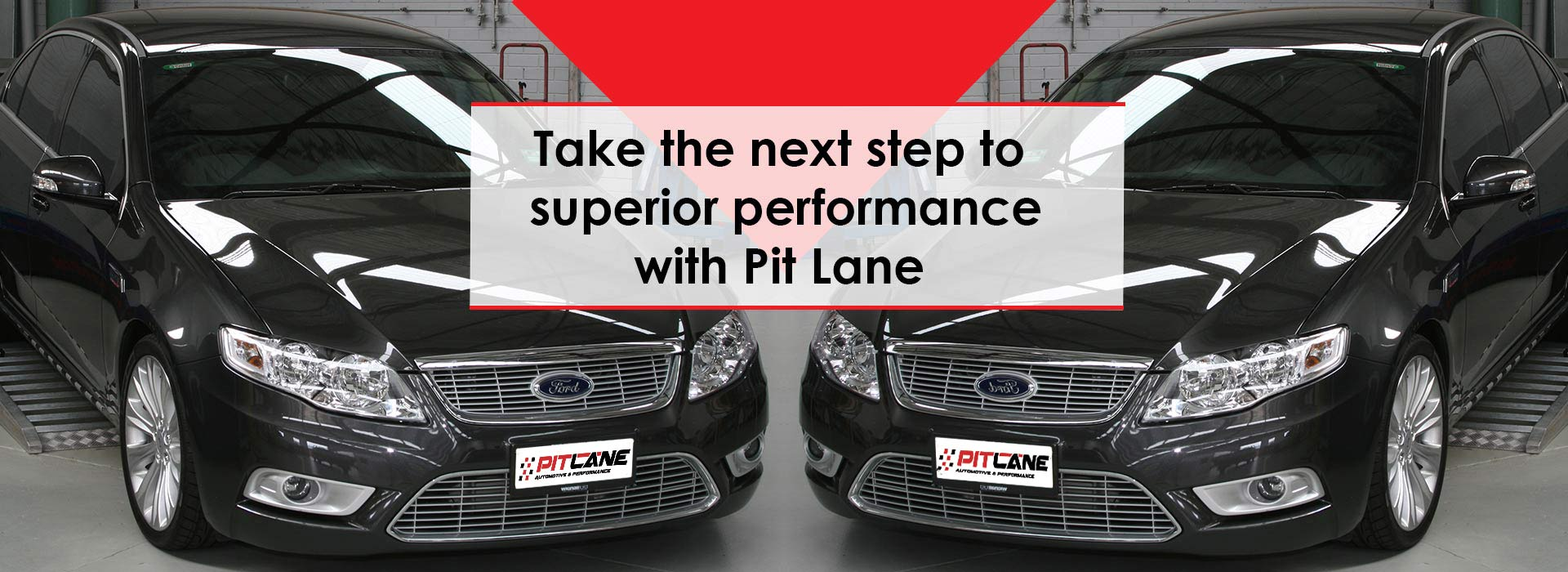 FG & FGX TURBO PACKAGES - Pit Lane